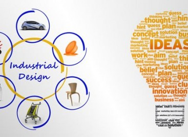 Use of an industrial design