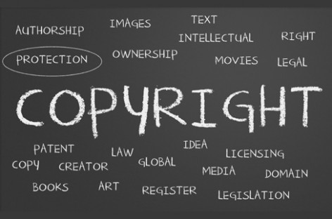 Copyright and Grounds for the generation of copyright