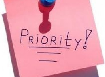 Principle of priority