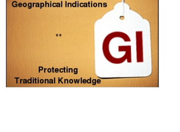 What is Geographical indication?