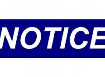 Notification of substantive examination results