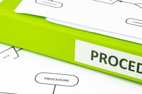 Procedure of  the Trademark examination