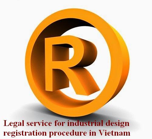 Legal service for industrial design registration procedure in Vietnam