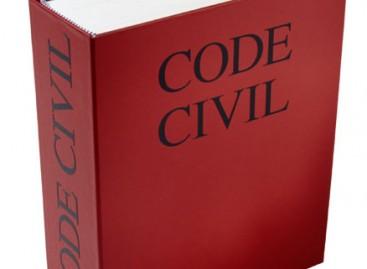 Civil Code, 2005:
