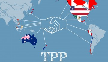 Strengthening intellectual property in TPP