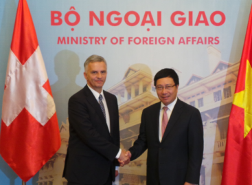 Agreement between the Government of the Socialist Republic of Vietnam and the Swiss Federal Council on the Protection of Intellectual Property and on Co-operation in the Field of Intellectual Property