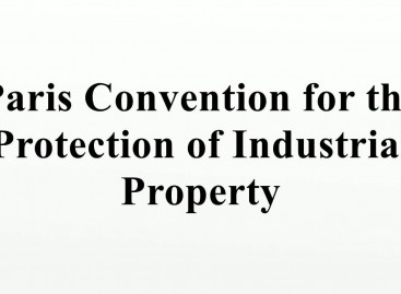 Paris Convention for the Protection of Industrial Property, 1883
