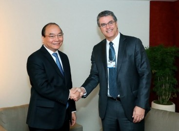 PROTOCOL AMENDING THE WTO TRIPS AGREEMENT OFFICIALLY ENTERED INTO FORCE